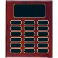 RPP18 Rosewood Finish Perpetual Plaque